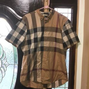 Burberry Britt shortsleeved shirt
